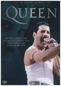 Cover Queen - Live In South America 1981 [DVD]